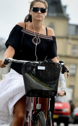 Cyklen løser rigtig mange af de problemer, der er med at sikre mobilitet i byerne.