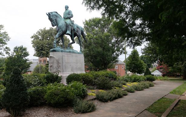 Statueen af sydstatsgeneralen Robert E. Lee
