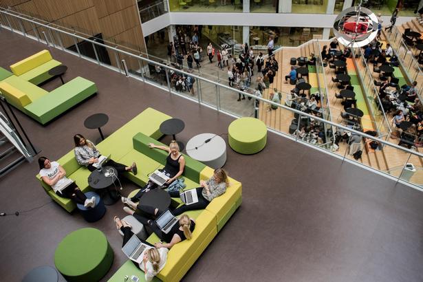 VIA University College blev oprettet i 2008 som en fusion af fire midtjyske centre for videregående uddannelse. I 2016 rykkede en række af VIA's uddannelser, bl.a. læreruddannelsen, ind i det nye Campus Aarhus C på den gamle Ceres-grund.
