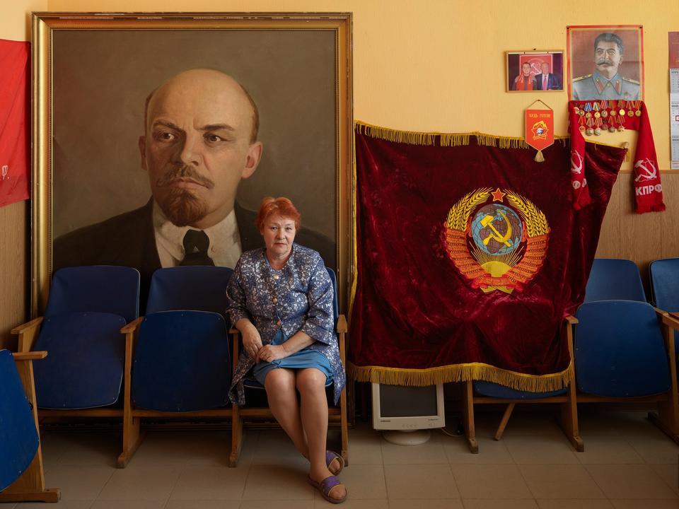 Rusland. Førstesekretær på lokalkontoret i den russiske by Torzhok, der ligger nordvest for Moskva.