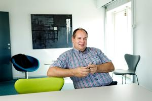 Uffe Rostrup er formand for Danmarks Frie Lærerforening.
