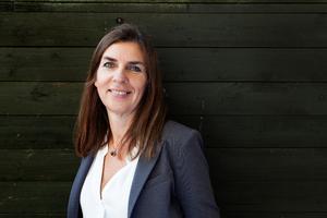 Mette With Hagensen er formand for Skole og Forældre.