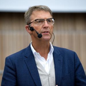 Claus Hjortdal er formand for Skolelederforeningen.
