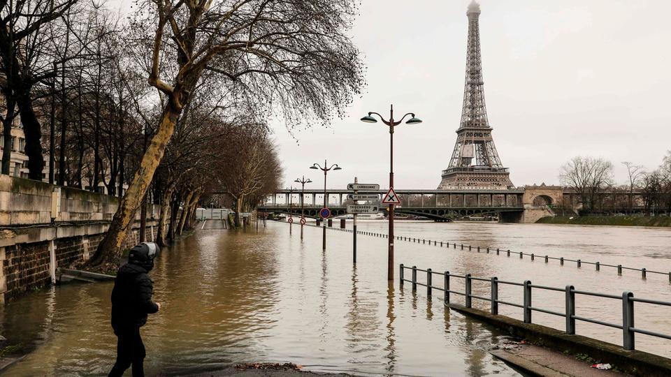 paris oversvømmelse