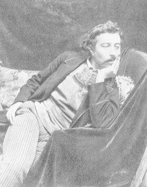 Lav opløsning. Portræt afPaul Gauguin. Hentet via wikimedia.com