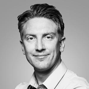 Rasmus Schiellerup, projektleder hos Verdens bedste danske skole
