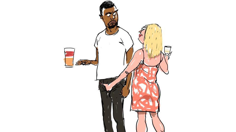 Hårde sex sorte mennesker