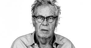 """Filminstruktør Jørgen Leth er aktuel med filmen """"Jeg taler til jer""""."""