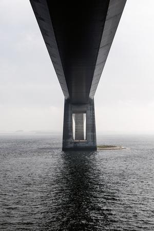 Storebæltsbroen.