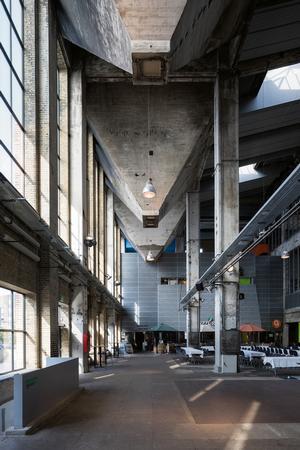 Nordkraft i Aalborg, som i dag tjener som kulturhus.