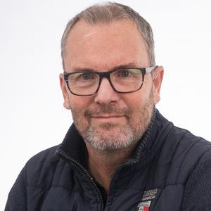 Finn Kristensen, formand, Dansk Skoleidræt