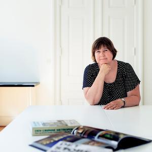 Ellen Højgaard Jensen, direktør i Dansk Byplanlaboratorium.