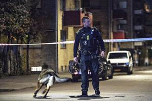En 27-årig mand er såret efter at være blevet ramt af skud på  Skaffervej i Københavns Nordvest-kvarter.