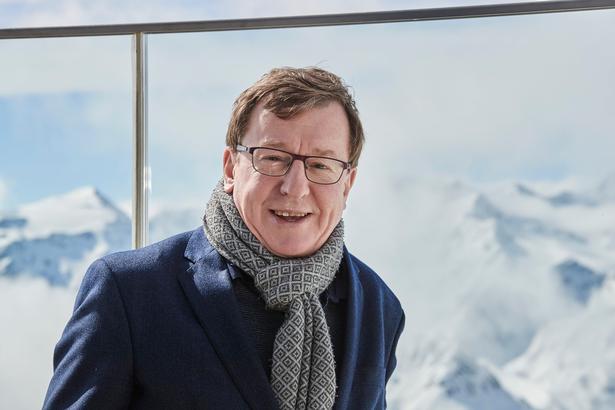Jakob Falkner. Foto: Bergbahnen Sölden