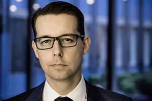 (ARKIV) Danica finansdirektør Jacob Aarup-Andersen fotograferet den 26. januar 2015. Kun Finanstilsynet kan spænde ben for Danske Banks udnævnelse af Jacob Aarup-Andersen som ny topchef. Det skriver Finans. . (Foto: Thomas Lekfeldt/Ritzau Scanpix)