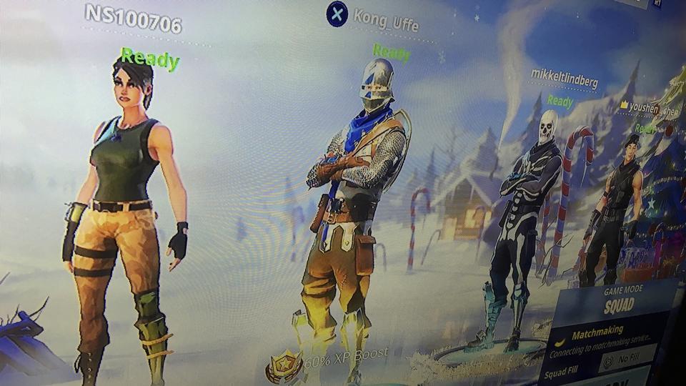 matchmaking mine venner