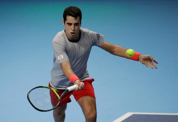 21-årige Jaume Munar fra Mallorca er tilknyttet Rafael Nadals akademi på Middelhavsøen, og talentet er nu fremme i NextGen-semifinalen i Milano.