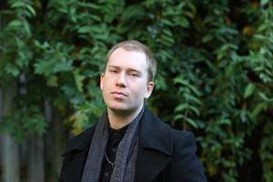 Niels Godt Bjerre Brinck-Hansen, bygningskonstruktør. Klik på billedet for at forstørre det.