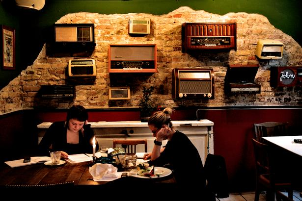 Cafe Kalaset i Vendersgade