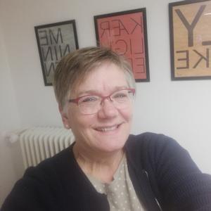Kirsten Thomsen, skoleleder på Gjerndrup Friskole