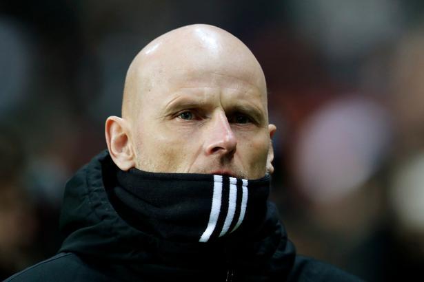 Ståle Solbakken kan se tilbage på et gruppespil, hvor FCK kun scorede tre mål i seks kampe.