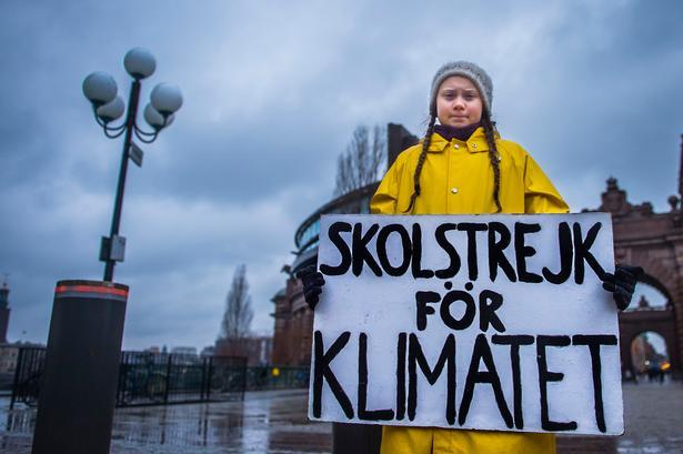15-årige Greta er blevet en klimastjerne.