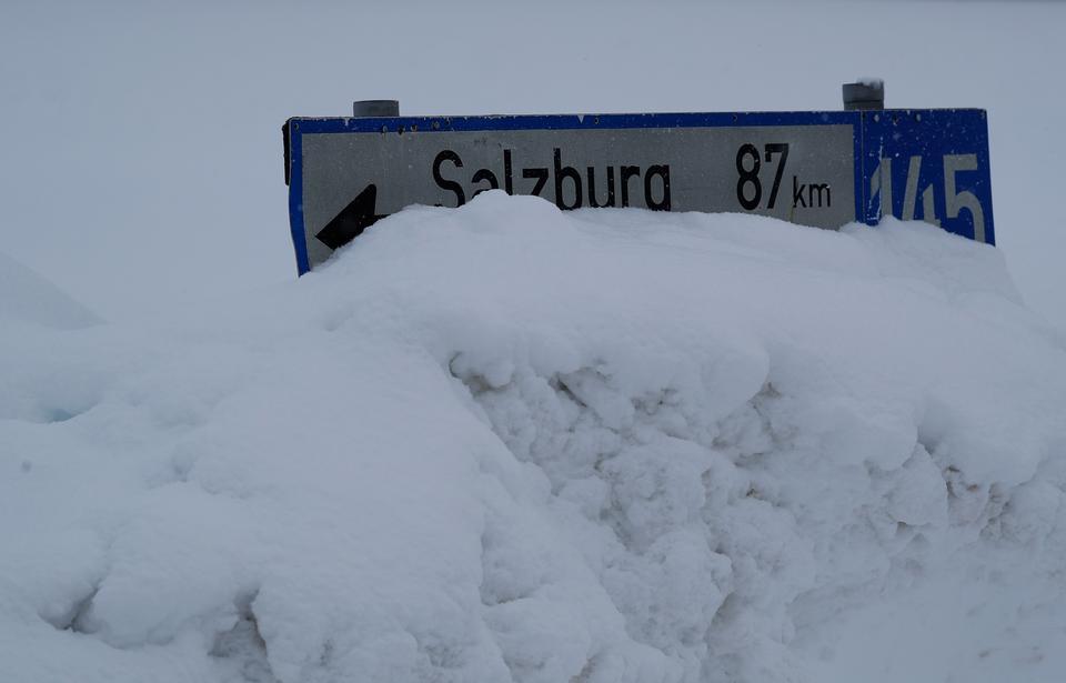 sne østrig