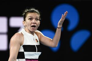 For femte gang er Simon Halep videre til 3. runde i Australian Open, hvor hun sidste år tabte finalen til Caroline Wozniacki.