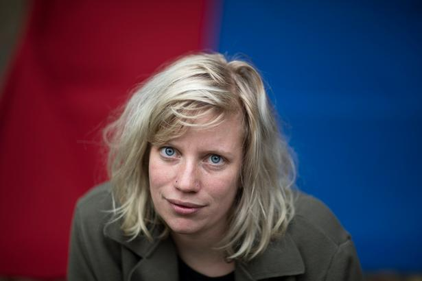 Sangeren KatinkaBjerregaard.
