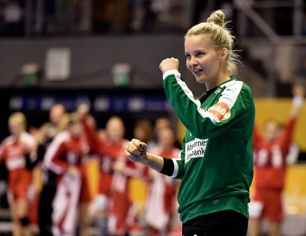 Esbjergs og landsholdets målvogter Sandra Toft har mod på et nyt udlandseventyr, der skal gøre hende stærkere på banen.