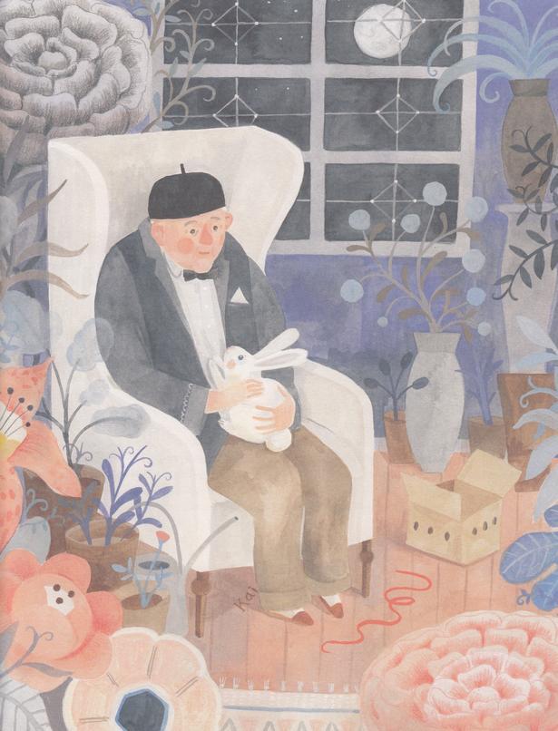 Illustration fra bogen