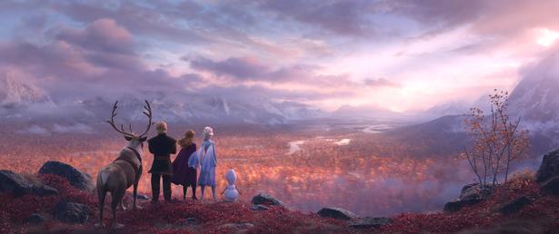 Disney Pictures/Walt Disney Animation Studios