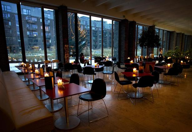 børnevenlig restaurant østerbro