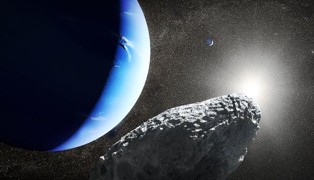Illustration: Nasa/ESA/STScI/J. Olmsted