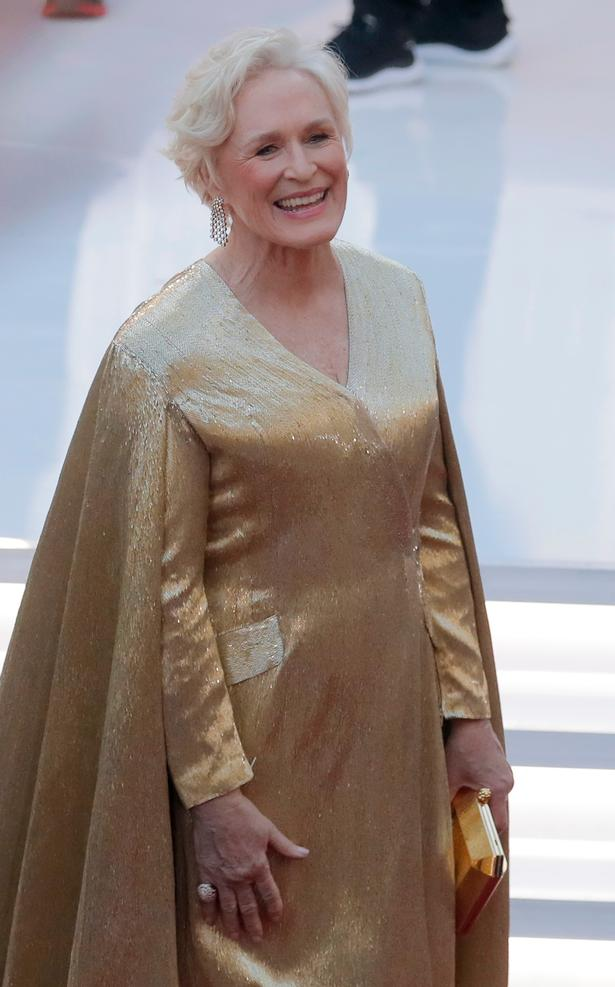 91st Academy Awards - Oscars Arrivals - Red Carpet - Hollywood, Los Angeles, California, U.S., February 24, 2019. Glenn Close. REUTERS/Lucas Jackson
