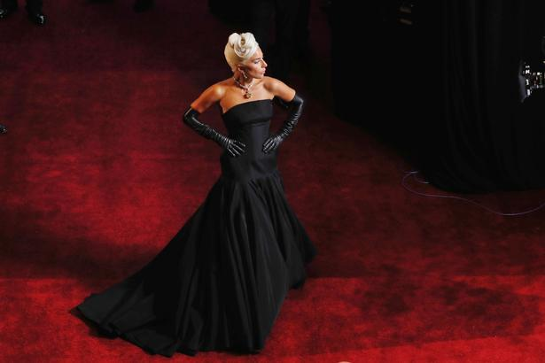 91st Academy Awards - Oscars Arrivals - Red Carpet - Hollywood, Los Angeles, California, U.S., February 24, 2019 - Lady Gaga. REUTERS/Lucas Jackson TPX IMAGES OF THE DAY