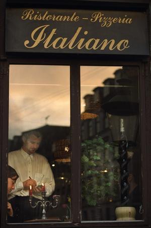 Ristorante Pizzaria Italiano er Københavns ældste italienske restaurant.