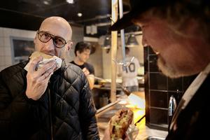 Er burgermarkedet allerede mættet? Sidste år måtte Henrik Boserup og Lars Seiers burgerkæde Juicy Burger lukke.