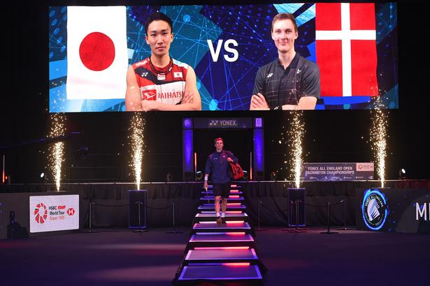 For 10. gang i træk tabte Viktor Axelsen til den regerende verdensmester, Kento Momota.