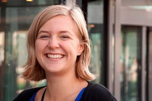 Sofie Spies, elevrådsformand på Ørestad Gymnasium