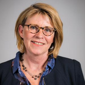 Inge Thomsen, næstformand i Københavns Lærerforening