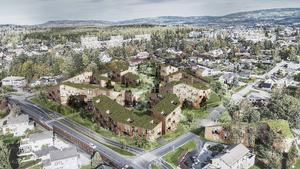 I 2019 vandt Urban Power en åben arkitektkonkurrence for Ankerhagen, Hamar, hvor de skitserede 200 træboliger på en grund ejet af kommunen. Kommunen ønskede et forslag, som nytænker bynære boliger med fokus på bæredygtighed og sociale sammenhænge. Der indkom 44 forslag fra store dele af Europa. Projektet er nu under lokalplansbehandling og ventes at gå i jorden i løbet af 2020.