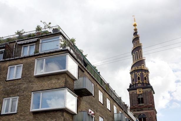 Vor Frelser Kirke i København.