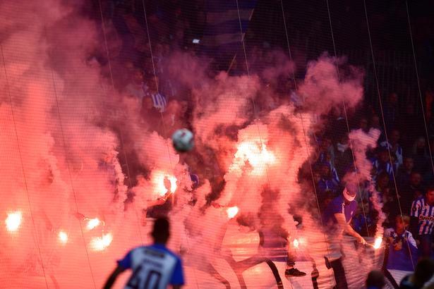 Esbjergs fans havde virkelig noget at fejre lørdag aften, for med en sejr på udebane over FC Midtjylland var bronzen sikret i en flot sæson.