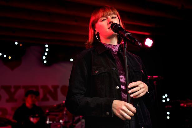 Ea Kaya gav aftenens første koncert.