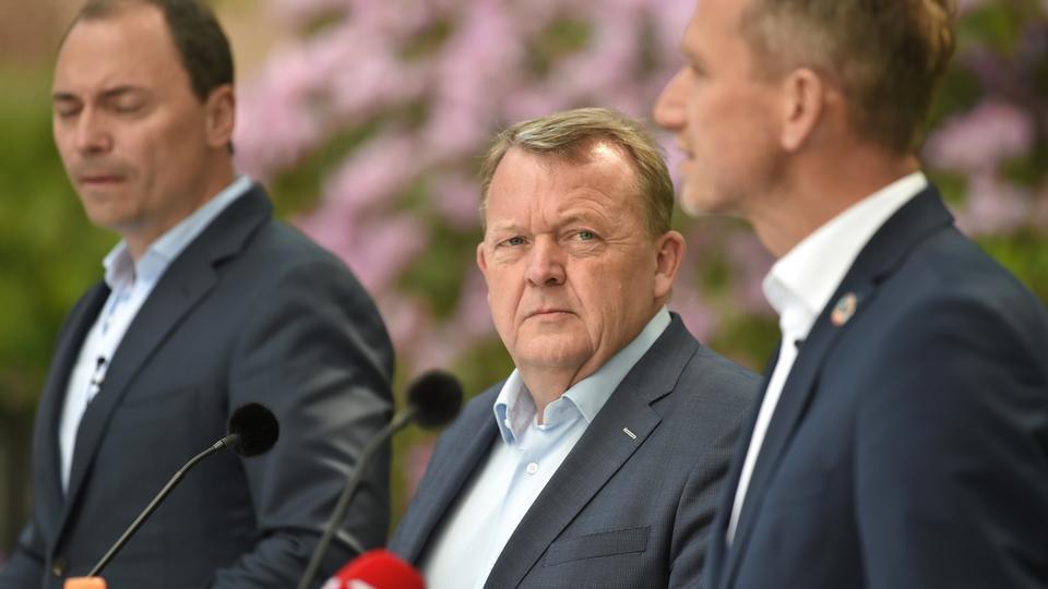 11d5c891 Løkke: Valgkamp handler også om hvor pengene kommer fra - politiken.dk