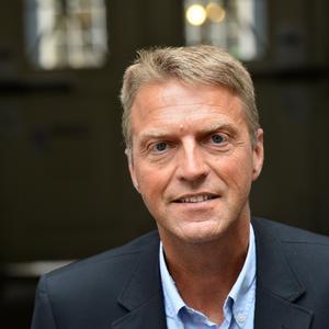 Claus Hjortdal, formand for Skolelederforeningen