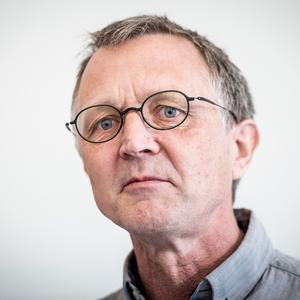 Anders Bondo Christensen, formand for Danmarks Lærerforening