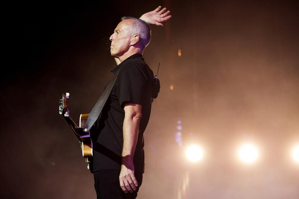 Tears for Fears, Arena, onsdag. Foto: Thomas Borberg