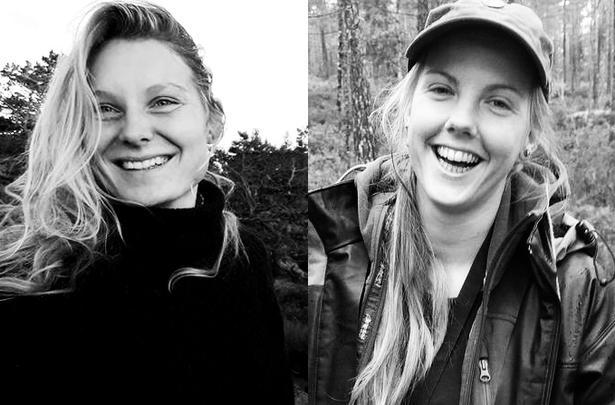 Danske Louisa Vestager Jespersen (tv.) og hendes norske veninde Maren Ueland blev 17. december fundet dræbt i Marokko.
